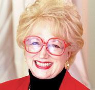 Dr. Betty Siegel, Advisor Emeritus